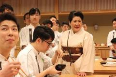 「京料理 壬生」特別講習会を辻調理師専門学校にて実施!