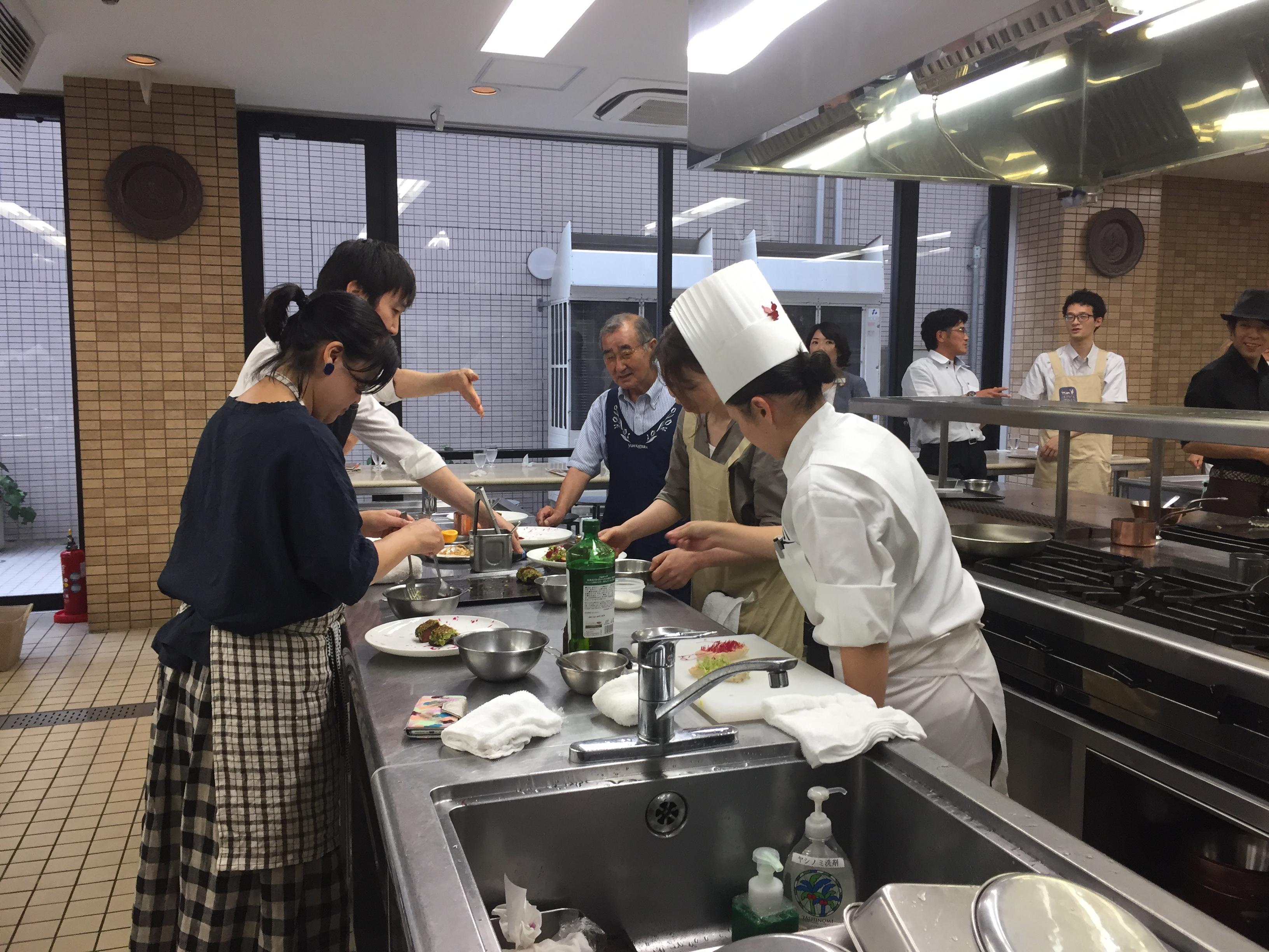 エコール 辻 東京で「国産ジビエ料理セミナー 上級編」開催