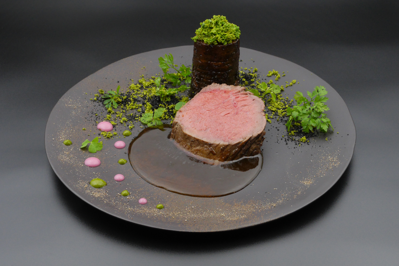 首脳夕食会の料理紹介/テーマは「サスティナビリティーとガストロノミーの融合」
