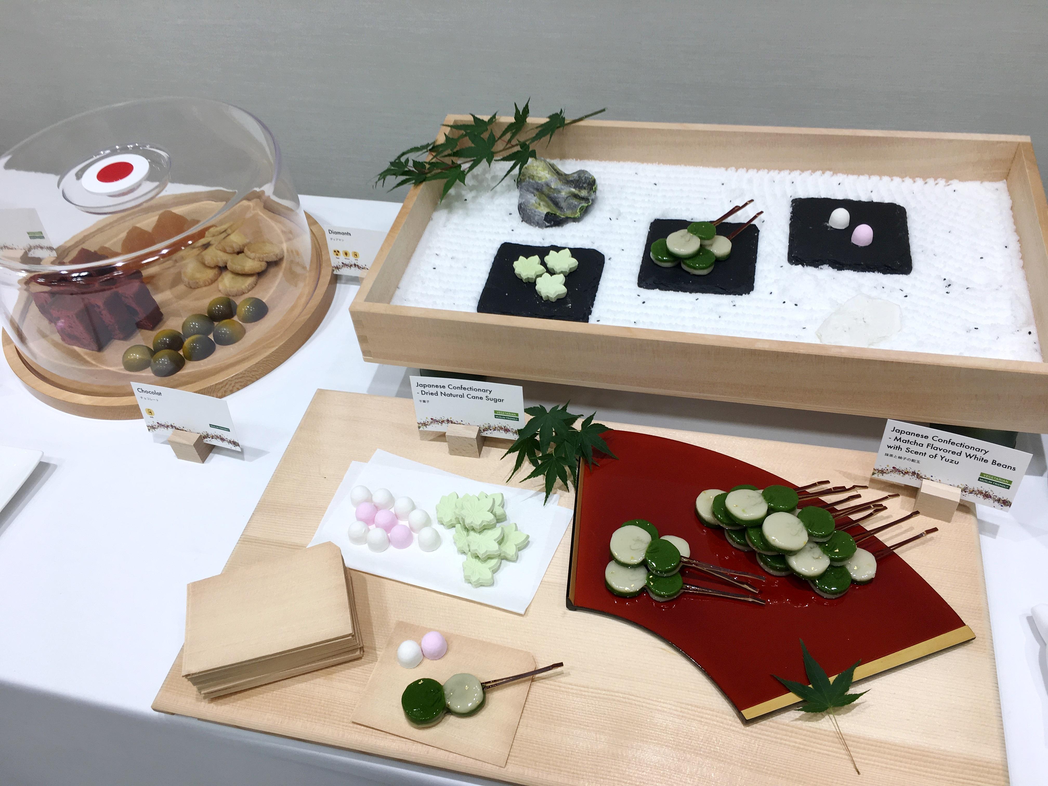 多様な方々をおもてなしするために②/お菓子提供