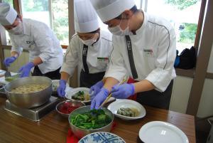 今年6年目!東大ホームカミングデイで学生が料理提供