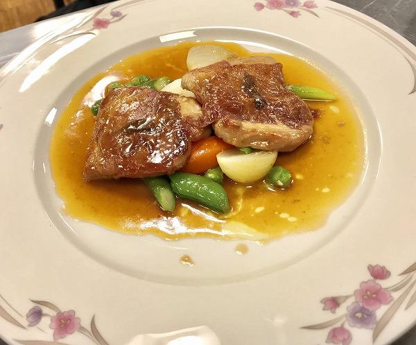 初めてのイタリアコース料理