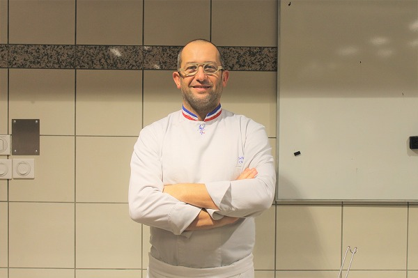 調理外来講習 M. Sébastian Chambru(セバスチャン・シャンブリュ氏)/L'Ô des vignes(ロ・デ・ヴィーニュ)