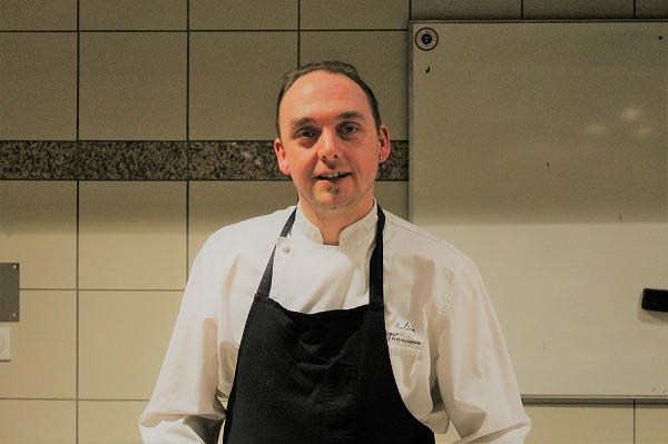 調理外来講習 M.Julien THOMASSON(ジュリアン・トマソン氏)/Restaurant La Mainaz(レストラン ラ・メナーズ)
