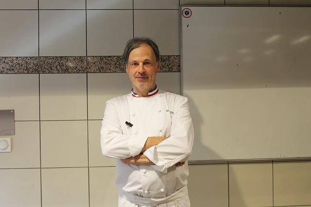 調理外来講習 M. Jacques DECORET (ジャック・デコレ氏)/Maison DECORET(メゾン・デコレ)
