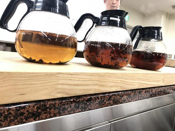 紅茶の授業