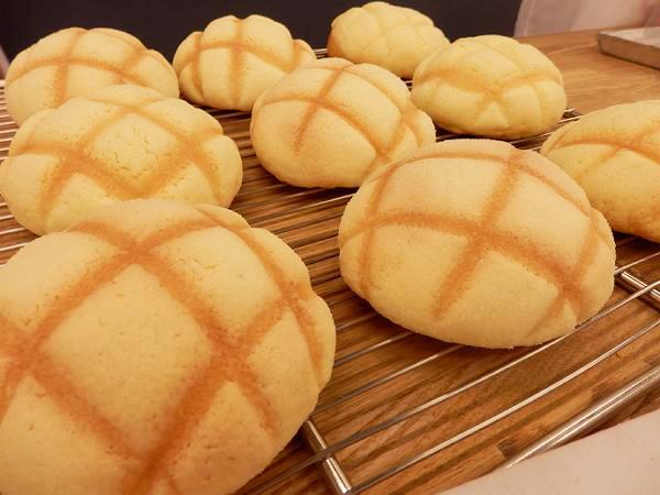 ふわっと甘い菓子パン~高度製パン実習~