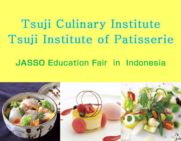JASSO Education Fair   in  Indonesia